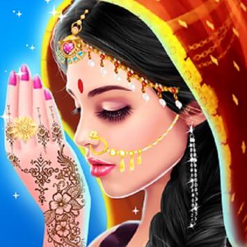 Amazon.com Indian Doll Bride Wedding Girl Makeup And