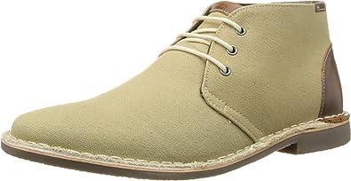 Anterior Ofensa Humorístico  Amazon.com   Steve Madden Men's Halloway Chukka Boot, Tan Fabric, 7 M US    Chukka