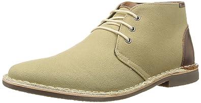 4b24d319ed0 Amazon.com | Steve Madden Men's Halloway Chukka Boot, Tan Fabric, 7 ...