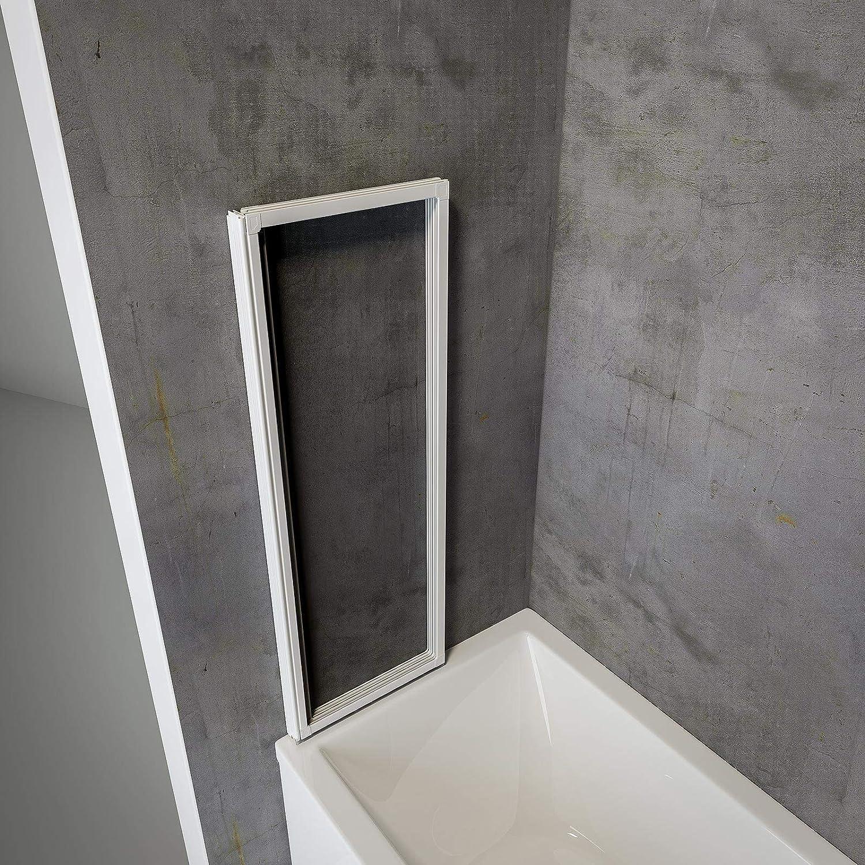 Schulte - Mampara de ducha con diseño de monstruo y texto en alemán (montaje para pegar o taladrar), D1330 04 50: Amazon.es: Bricolaje y herramientas