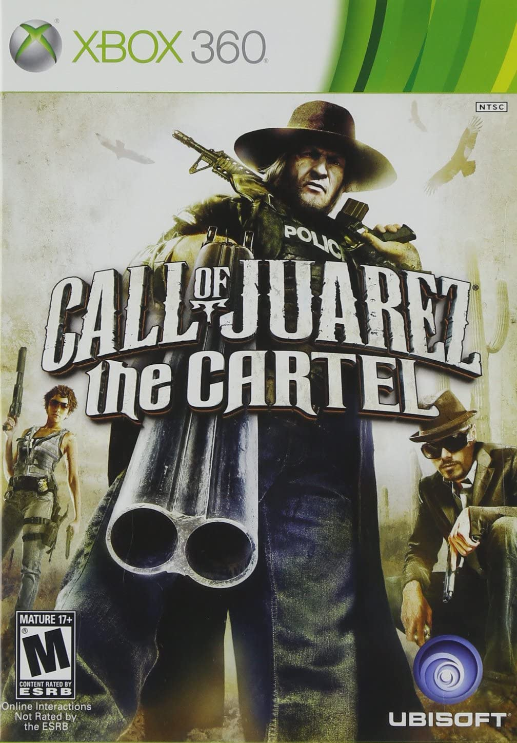 Amazon.com: Call of Juarez: The Cartel - PC: Video Games