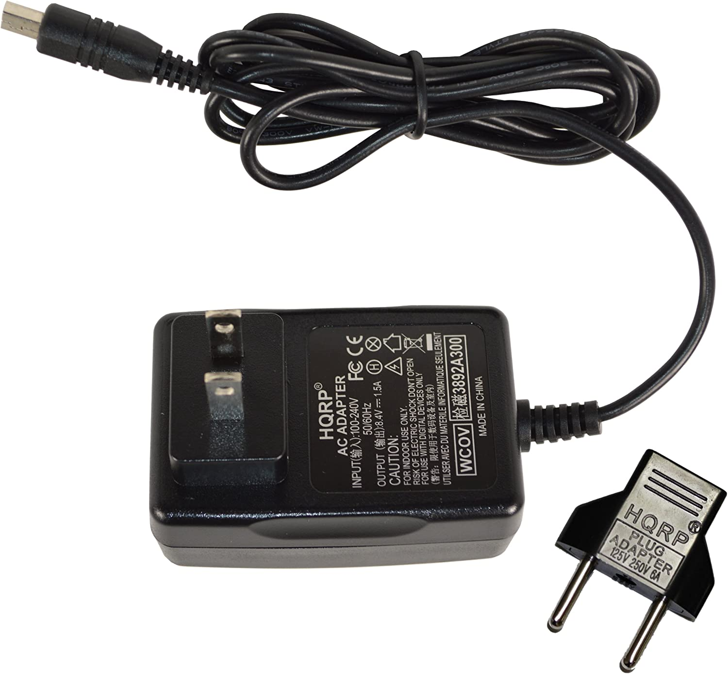 Battery Charger for Samsung SC-D371 SC-D375 SC-D375H Digital Camcorder SC-D372
