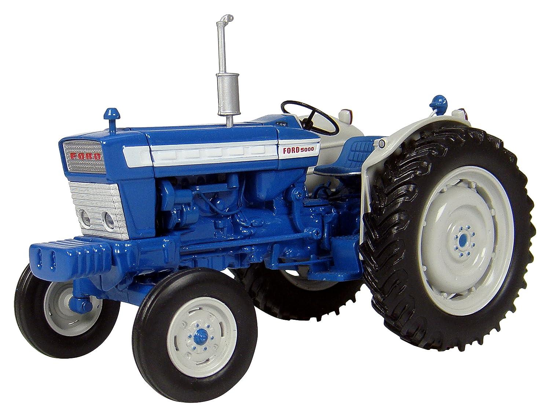 Bleu Tracteur Universal Hobbies UH2808 Echelle 1//32 Ford 5000 de 1964