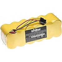 vhbw Batteria NiMH 3000mAh (14.4V) per robot aspirapolvere per uso domestico Haier SWR-T320, SWR-T321, SWR-T322, SWR-T325 come LP43SC2000P.