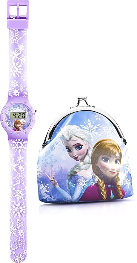 9 opinioni per Orologio da ragazza- Frozen FROZ10SET