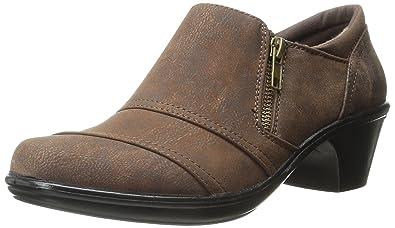 Easy Street Women's Bryson Boot, Brown Matte/Gore, ...