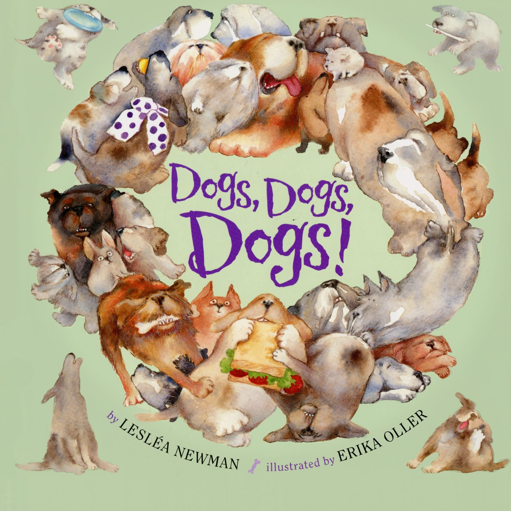 Download Dogs, Dogs, Dogs! pdf epub