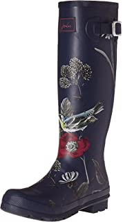 Joules wellyprint, Botas de agua Mujer