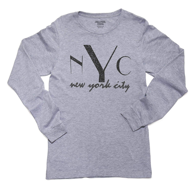 New York City Stylish Large Font Youth Shirts