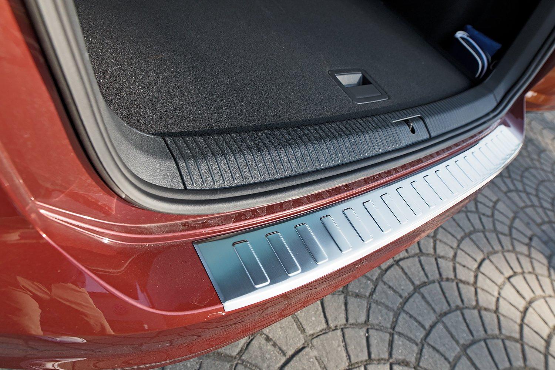 Tuning-Art L361 Edelstahl Ladekantenschutz mit Abkantung fahrzeugspezifische Passform