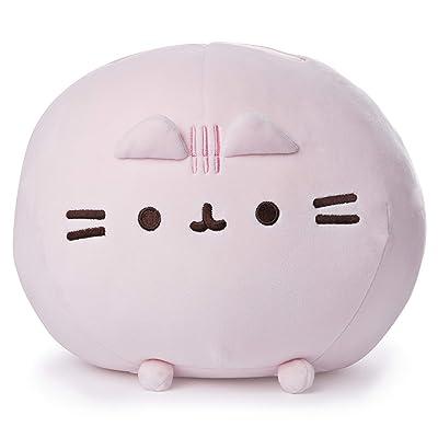 """GUND Pusheen Squisheen Squishy Plush Stuffed Cat, Pink, 11"""": Toys & Games [5Bkhe1401587]"""