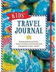 Kids' Travel Journal (Interactive Diary, Notebook)