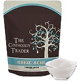 The Commodity Trader Boric Acid Granules, 1 LB Bag
