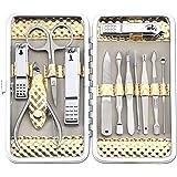 Trousse Manucure Pédicure Kit/Set Manucure SoinsdesOnglesPersonnels/Mains/Pieds 12Pièces BLING BLING DESIGN