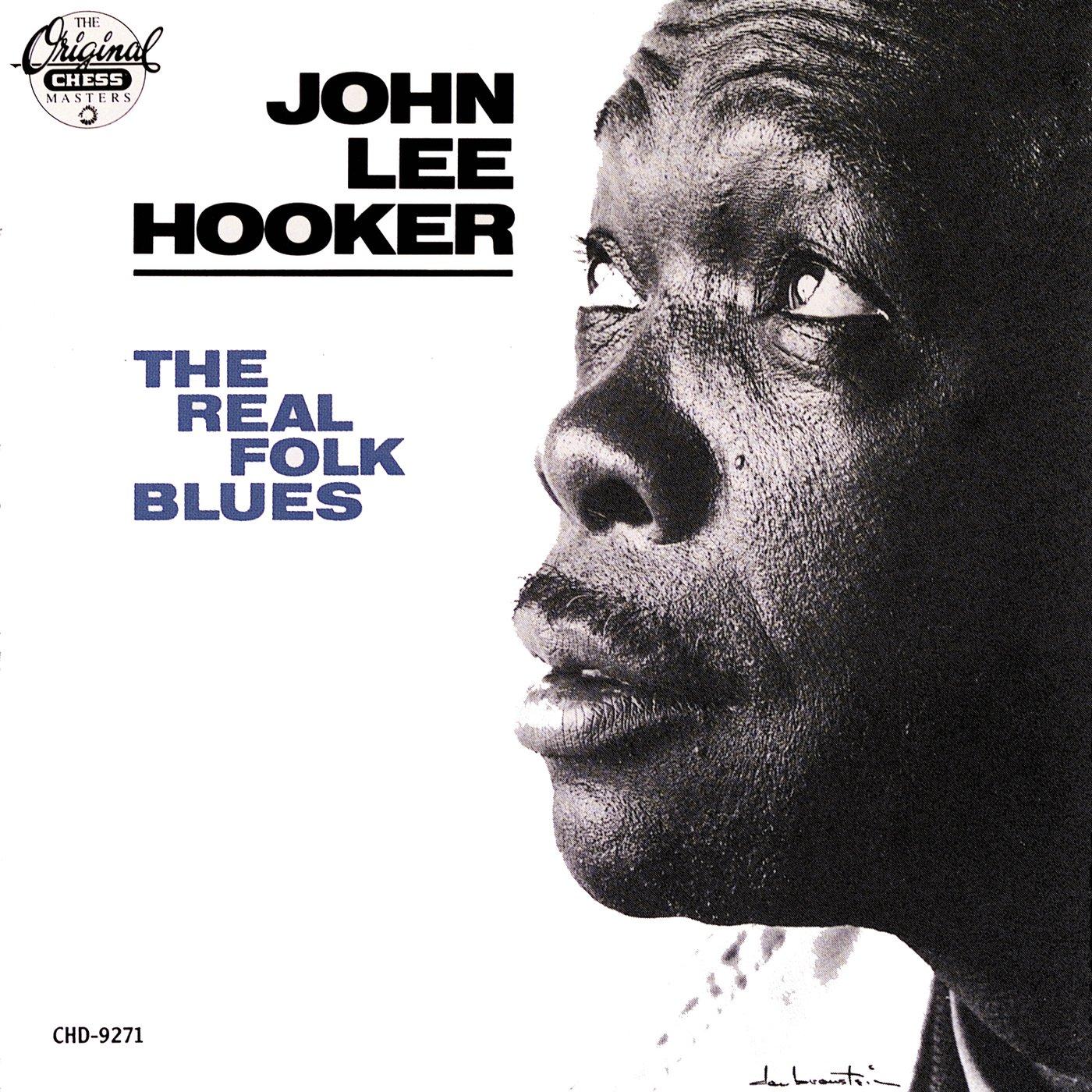 「ジョン・リー・フッカー『The Real Folk Blues」の画像検索結果
