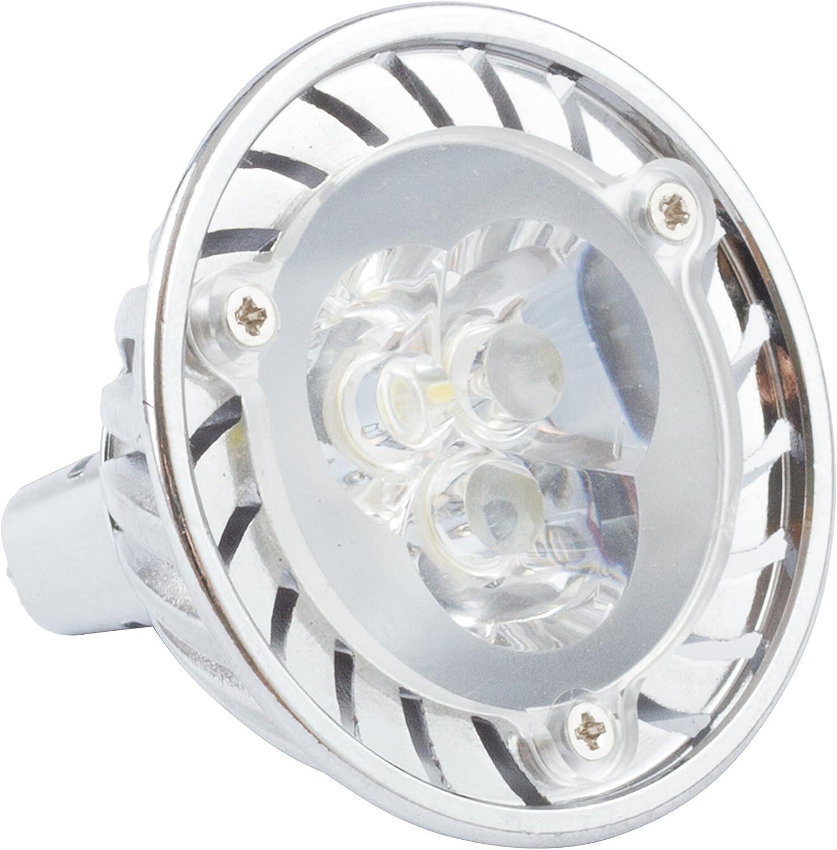 VOID LED Lighting 4MR16-6000K 4W 240 lm LED Bulb Daylight