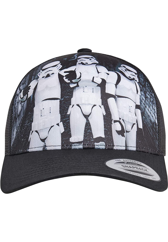 MERCHCODE Star Wars Stormtrooper Retro Trucker Gorra, Unisex ...