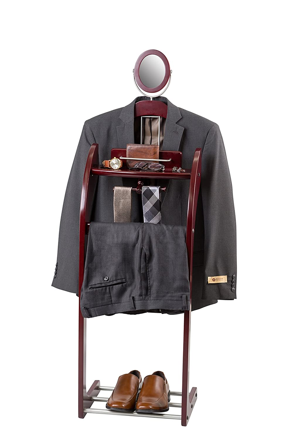 Mens Suit Valet Amazoncom Closetmate Executive Clothes Valet Stand Beautiful