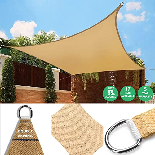 TALITARE Sun Shade Sail Rectangle