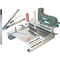 012l mesa de sierra + 1para aluminio, perfil