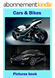 Cars & Bikes: pictures book (English Edition)