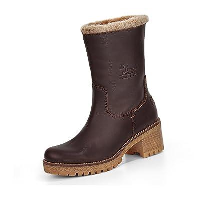a836ea3f5b29be PANAMA JACK Boots für Damen PIOLA B6 Napa Grass Marron