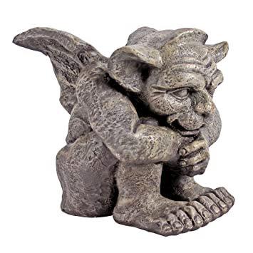 Design Toscano Emmett The Gargoyle Sculpture: Small