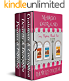 Margot Durand Cozy Mystery Boxed Set: Books 1 - 3