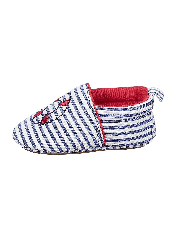 Gr/ö/ße: 24 Alter: 2-3 Jahre Farbe: Blau Indigo Sterntaler Baby-Schuh mit rutschfesten Sohlen f/ür Jungen Art.-Nr.: 2301856