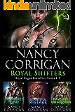 Royal Shifters: Books 1-3 (Mainstream Fiction versions) (Shifter World®: Royal-Kagan Boxed Set Book 1)