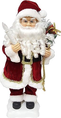 Ben Jonah Workshop Collection 24 Animated Santa Claus