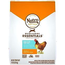 Nitro Indoor Adult Cat Food