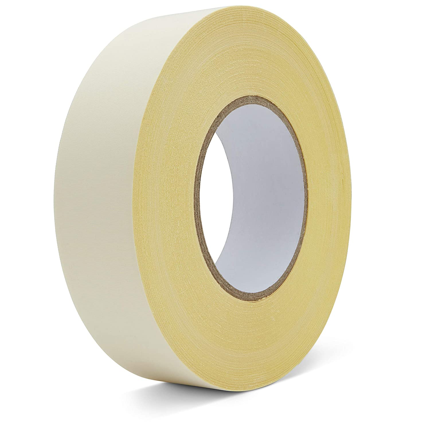 White Bookbinding Tape 1.5 Inches by 150 Feet Extra Long White Cloth Book Repair Tape for Bookbinders