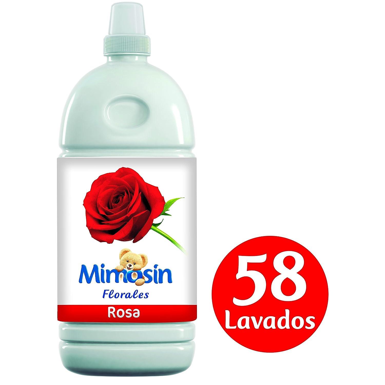 Mimosín Rosa Suavizante Concentrado para 58 lavados - 8 Suavizantes: Amazon.es: Salud y cuidado personal
