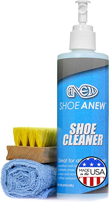 Shoe Cleaner Kit - ShoeAnew - all