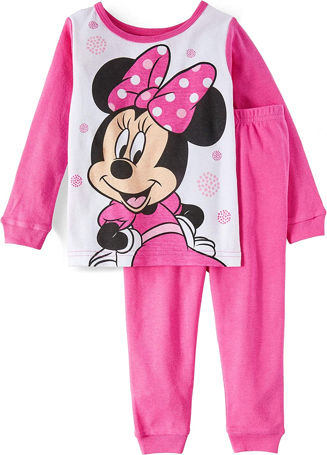 Disney Big Girls 4-pc Princess Pajama Set Pink