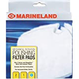 MarineLand Polishing Filter Pads, Mechanical Filtration for Canister Filters