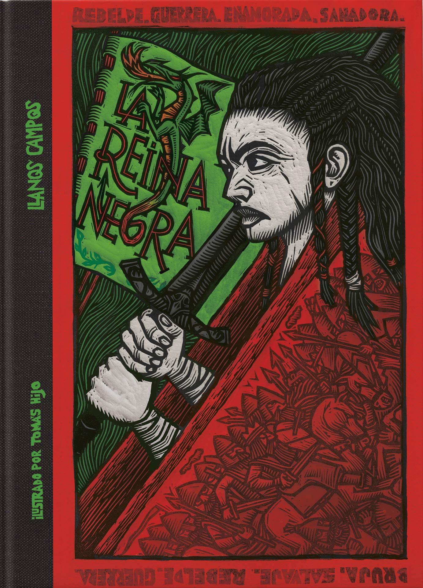 Resultado de imagen de La Reina Negra (Historia negra de los antiguos reinos Y) Llanos Campos SM