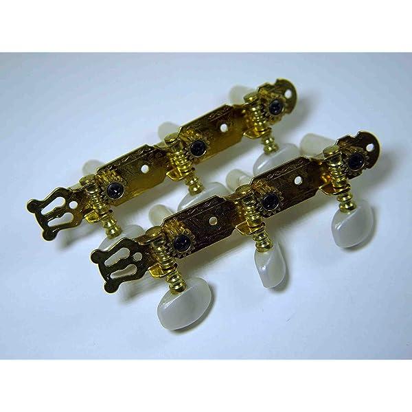 Cuerdaguitarra ClaviClasi - Clavijero metálico para guitarra ...