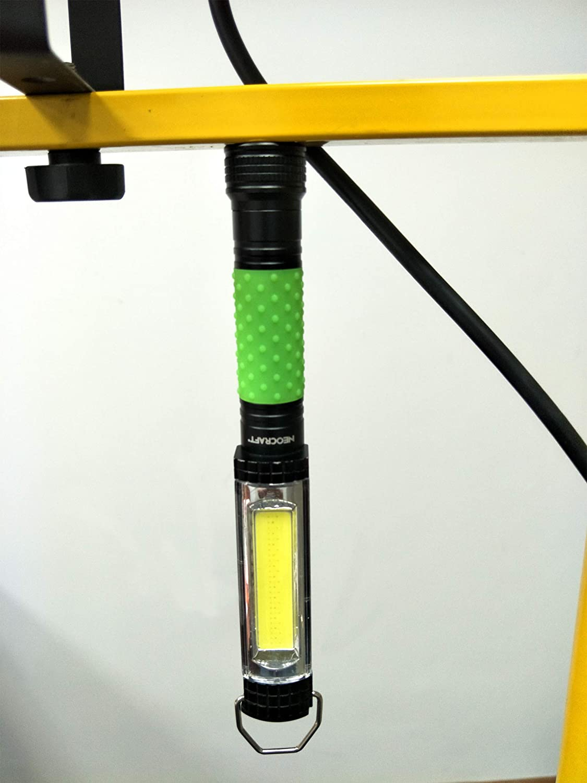 Flashlight Neocraft Pocket Portable COB Light