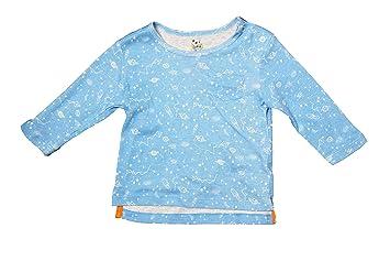 c4877ca1f2de Amazon.com  Earth Baby Outfitters Organic Cotton Tee Galaxy 3-6 ...