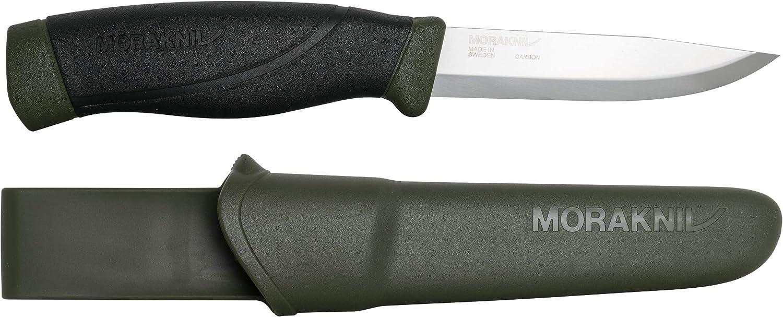 Mora FT01619 Cuchillo,Unisex - Adultos, Verde, un tamaño