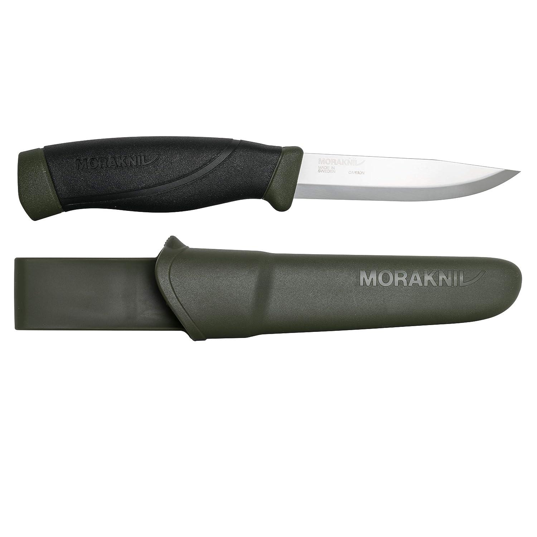 10. Morakniv Companion Heavy Duty Hunting Knife