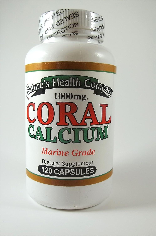 1000 mg. Marine Coral Calcium -120 Capsules, Best Value. Fast, Free Ship. Amazing Value!!