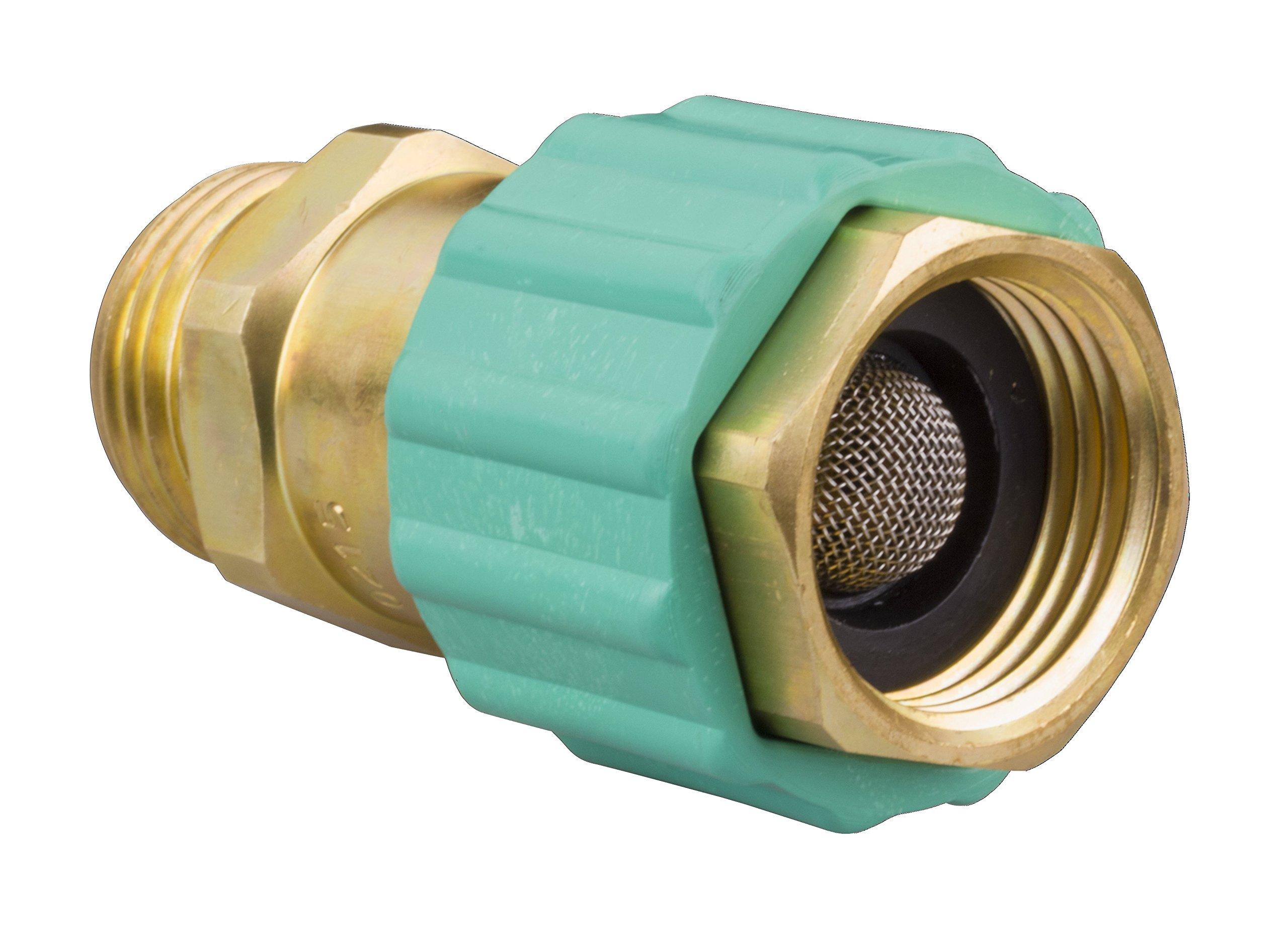 JR Products 04-62425 Deluxe High Flow Water Regulator