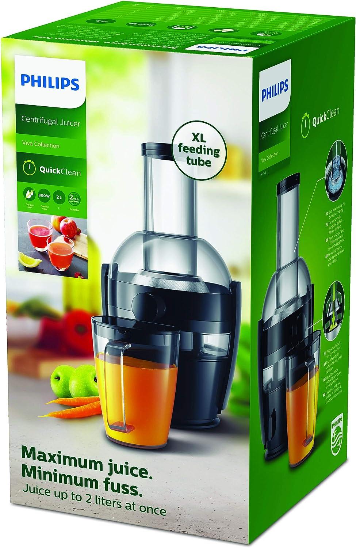 Philips HR1856/70 HR1856/70-Licuadora (800 W, 2 L, tecnología ...