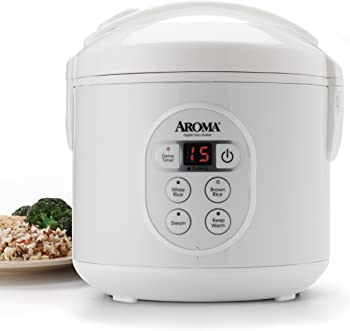Aroma Housewares 8-Cup Digital Rice Cooker