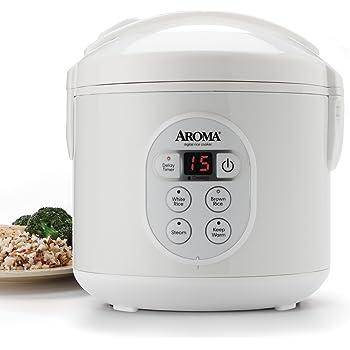 amazon com aroma housewares arc 1000 professional series 20 cup rh amazon com Aroma Rice Cooker Recipes aroma rice cooker manual arc 1000