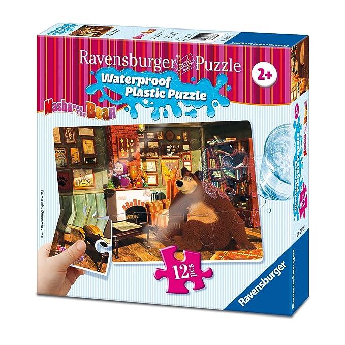 19 opinioni per Ravensburger 05607- Plastic Puzzle Masha e Orso