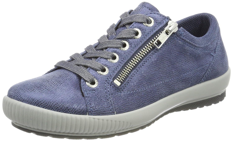 Legero Tanaro, Zapatillas para Mujer 36 EU|Azul (Shark)